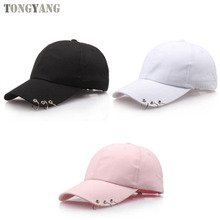 TONGYANG Uomini Donne Berretto da <span class=keywords><strong>baseball</strong></span> Bboy Regolabile di Snapback Casuale di Sport Hip-Hop Palla Cappello Berretti Da <span class=keywords><strong>Baseball</strong></span> Nero Rosa <span class=keywords><strong>Bianco</strong></span>