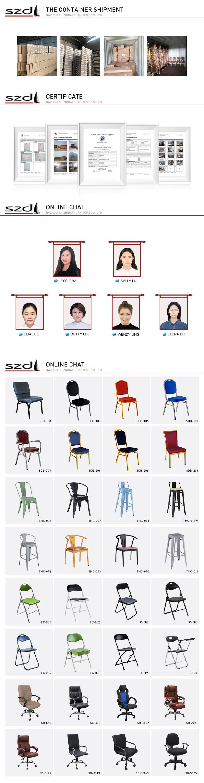 Muebles de oficina de alta calidad azul estilo Simple de carreras de juegos personalizados silla de oficina