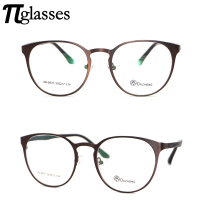 New Trend Spectacles Cat Eye Glass Metal Reading Glasses Full Frames