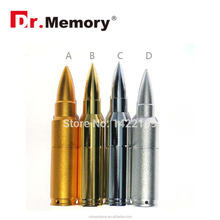 Dr.memory New Hot Bullet Shape USB Flash Drives Memory Storage Pendrives USB 2.0 High Speed 64GB 32GB 16GB 8GB 4G Thumbdrive