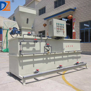 China mixing polymer dosing system for sale