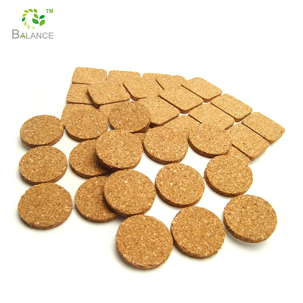 Cork Floor Protector Adhesive Pad Chair