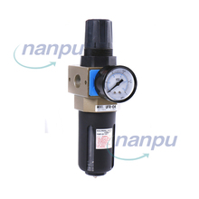 SHAKO type Air filter Regulator pressure Reducer UFR-02 pressure reducer