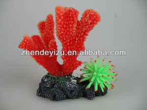 88f80c13859 Aquarium resin artificial corals reef decoration ,Saltwater and fresh water  fake coral ornaments