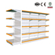 Alibaba store metal steel convenience store shelf