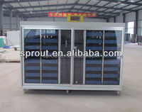 new functional automatic -animal fodder sprouting mahine -barley/wheat/meize/seedling bean sprout machine