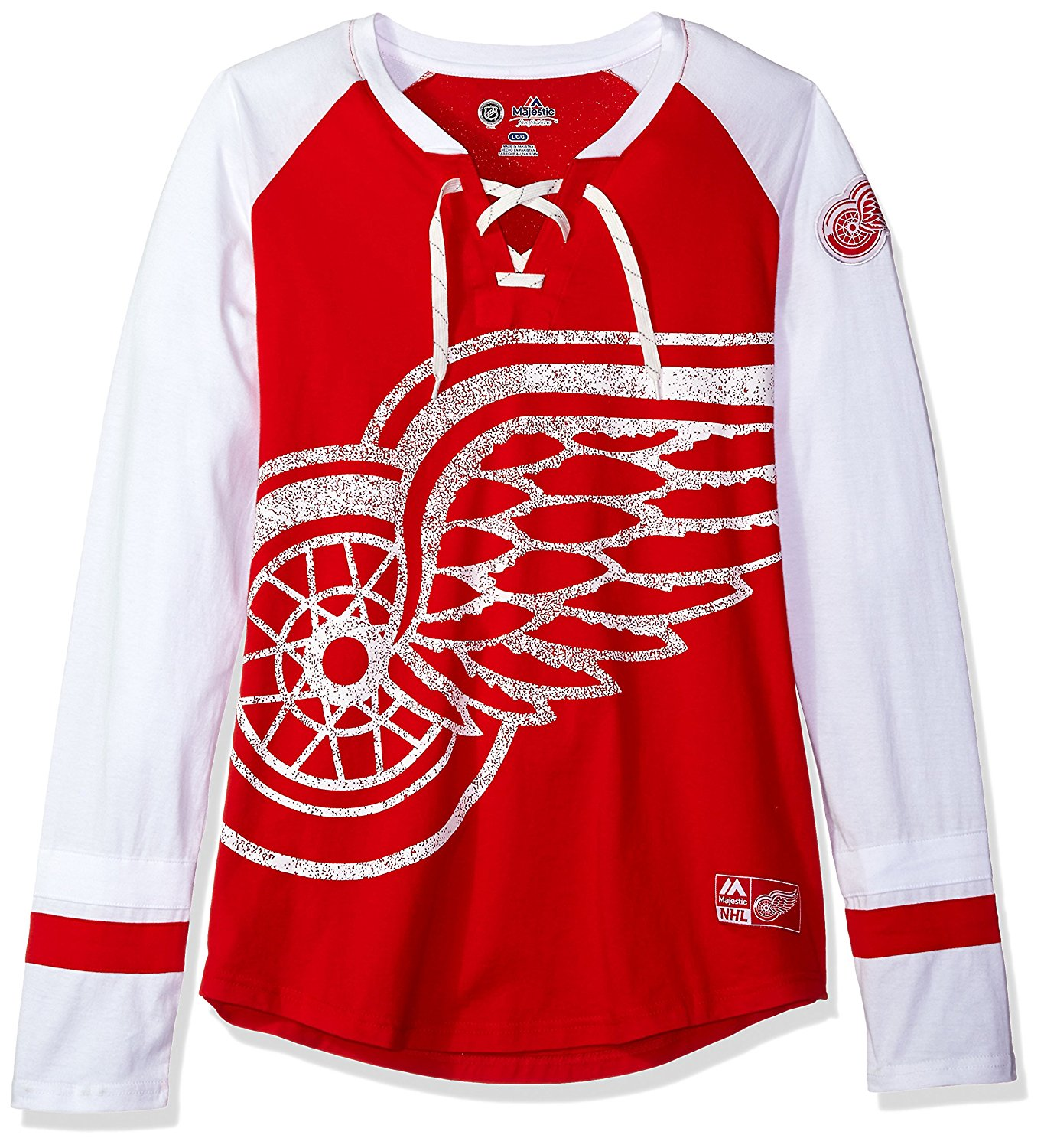 Buy Detroit Red Wings Womens NHL Majestic