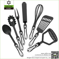 Top Quality Cooking Utensils Nylon Kitchen Utensil Set