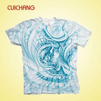 Full sublimation t shirts dye sublimation t shirts 100 polyester sublimation t shirt buy dye for Dye sublimation t shirt