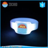 Light Up Sound/Motion Activated /Radio RFID Controlled led flashing wristband