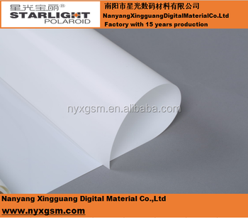 China factory hot sale polyester eco-solvent backlit film