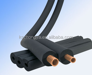 rubber foam thermal insulation tube for air conditioner