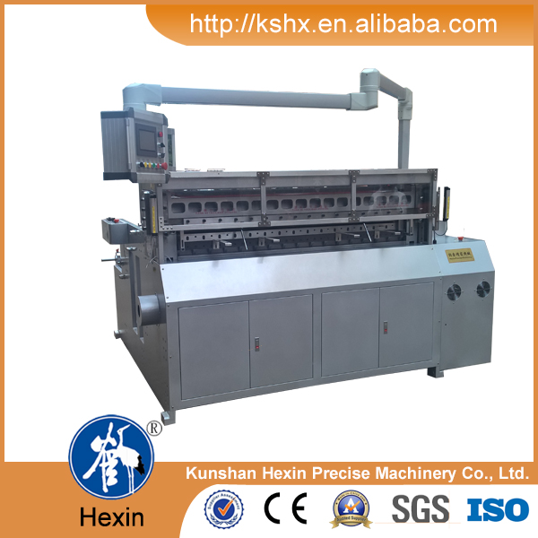 high quality plastic film roll cutting machine