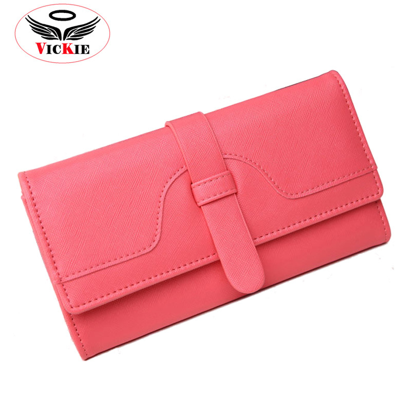 d5c940c701 Hot Sale Candy Women Wallets Clutch Fresh Female Wallet Korean Casual Lady  Coin Purse Fashion Card Holders Wholesale Carteira 24