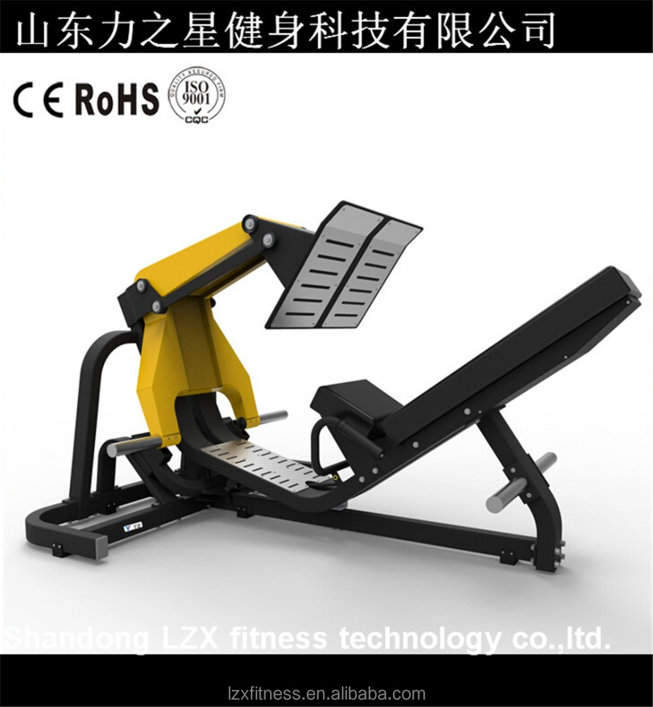 Gym <strong>equipment</strong> for commercial use commercial fitness <strong>equipment</strong> LZX-3001 45 Degree Leg Press/Commercial Gym <strong>Equipment</strong>