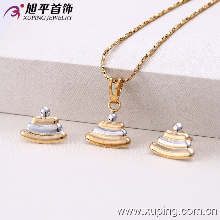 62411 perfect design christmas jewelry pendant earrings sets