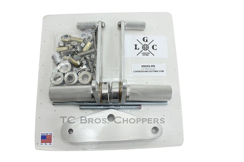 Buy TC Bros  Choppers 102-0019 Loaded Gun Custom Yamaha