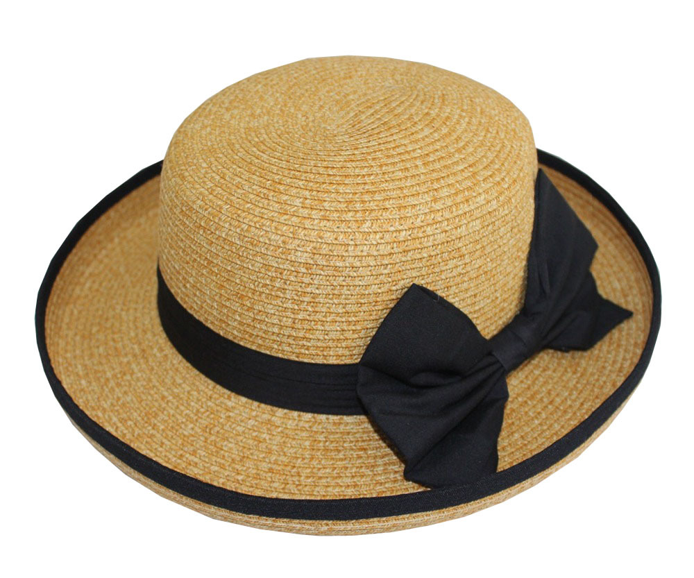 742a8ea9b Cheap Kate Lord Straw Hat With Black Bow Tie, find Kate Lord Straw ...