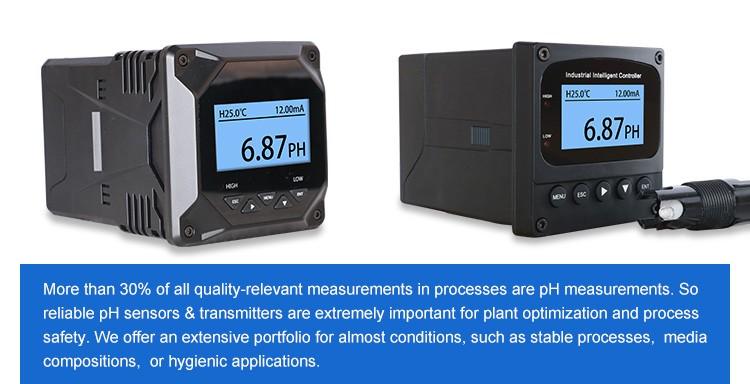 בודקי PH Controller עם אלקטרודה PH Ph מים לאקווריום