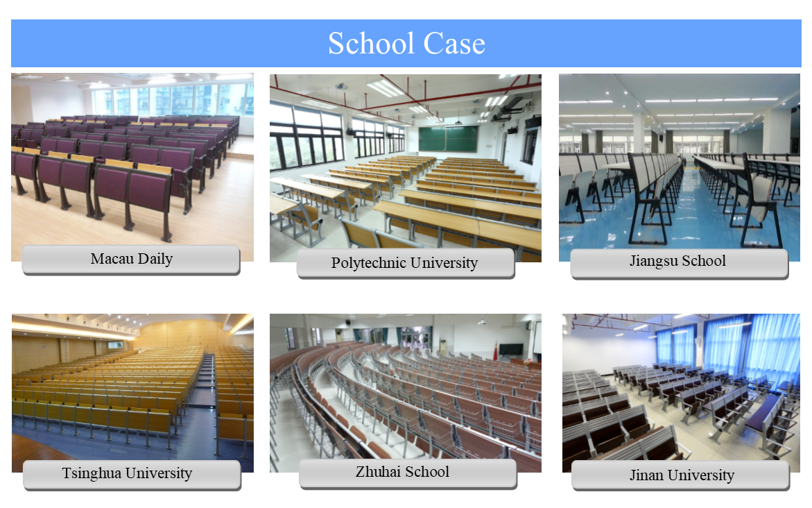 university classroom furniture student desk chair school furniture wholesale