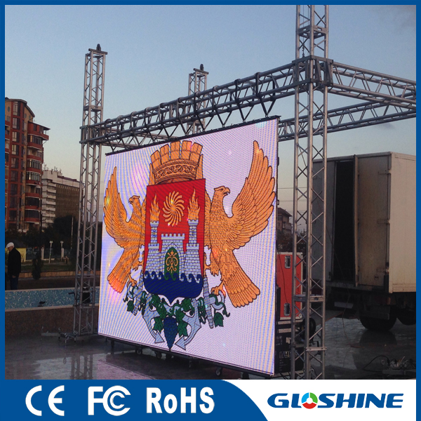 Gloshine Hot Sell LS15.62 Outdoor led billboard display