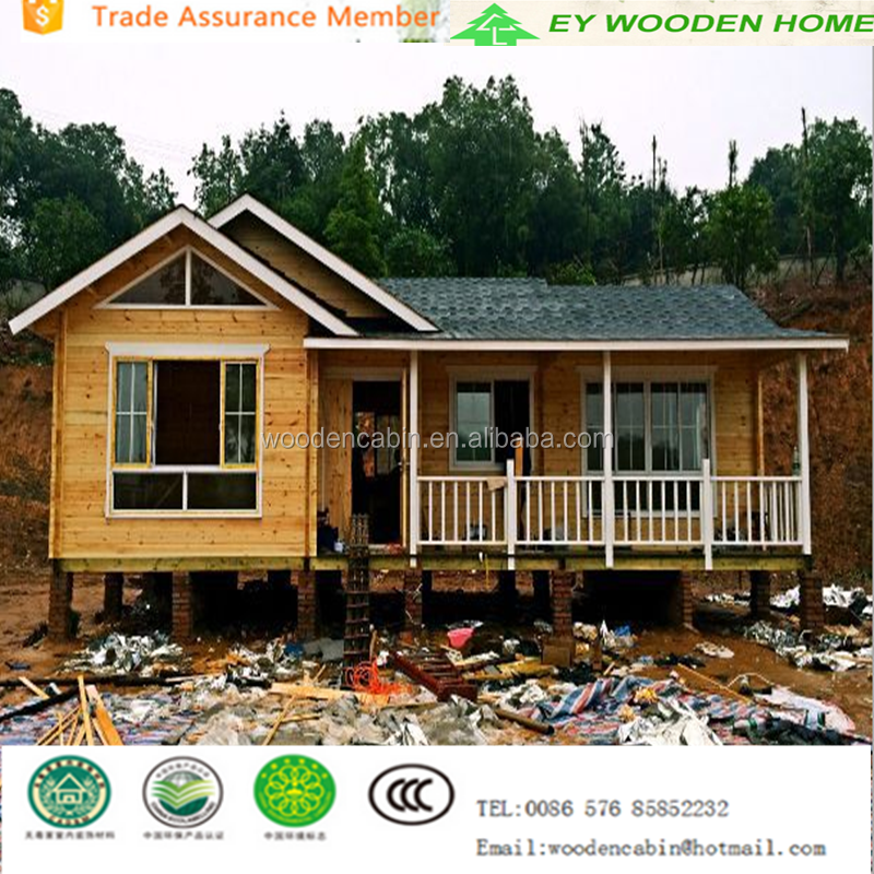 2015 most popular prefabricated wooden home