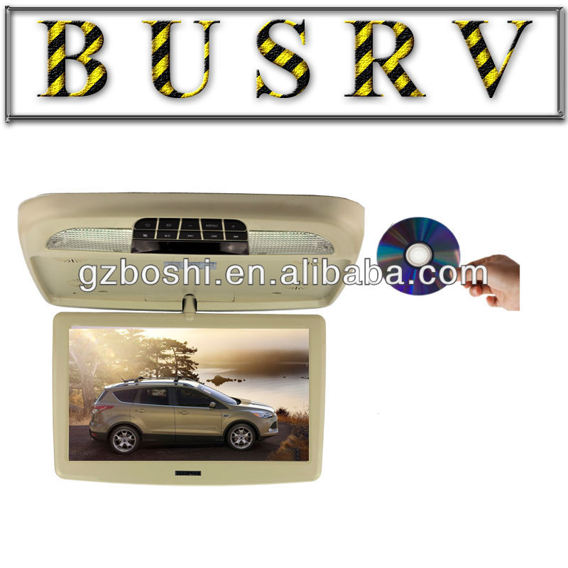 2013 New Hot Model 10 Inch Super Slim car dvd player