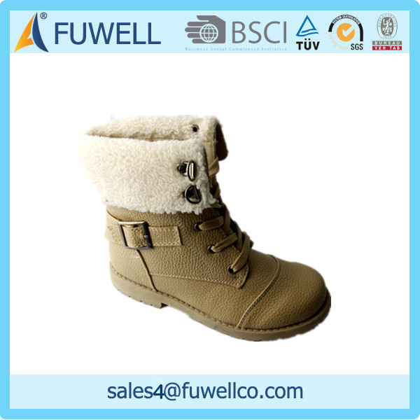 female children fashion boots