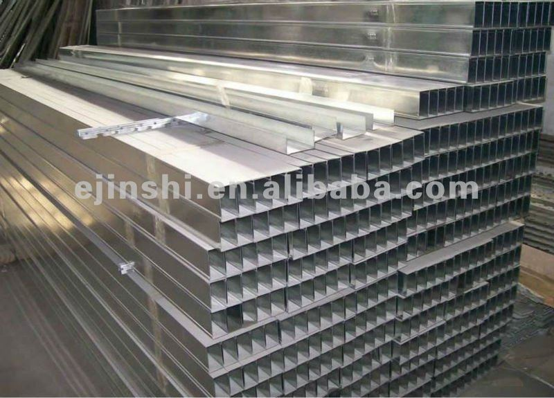 Light Gauge Steel for drywall profile Ceiling profile Wall partition