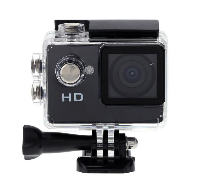 Newest blackmagic 4k camera sj7000 plus 170 degree sport camera hd.