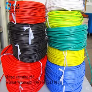 Red Sheath 32awg Silicone Wire
