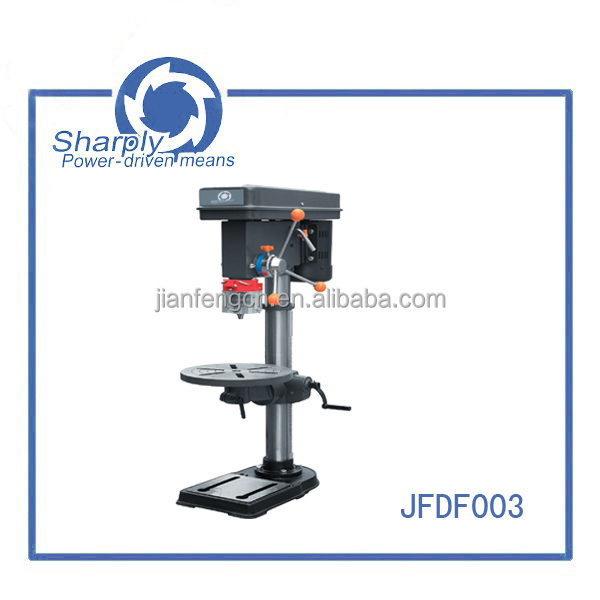 220v electric motor magnetic drill 450w portable hand drill machine(JFDF003),80mm spindle travel for hot selling design