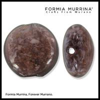 round flower Murano glass beads to DIY