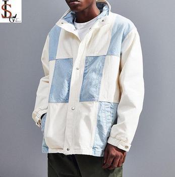 5b5a9e9bd767b 2019 latest fashion custom cotton classic wholesale denim jackets suppliers  patchwork motorcycle denim jacket men clothing