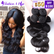 Malaysian Body Wave Hair 3 Bundles With Closure  Tinashehair