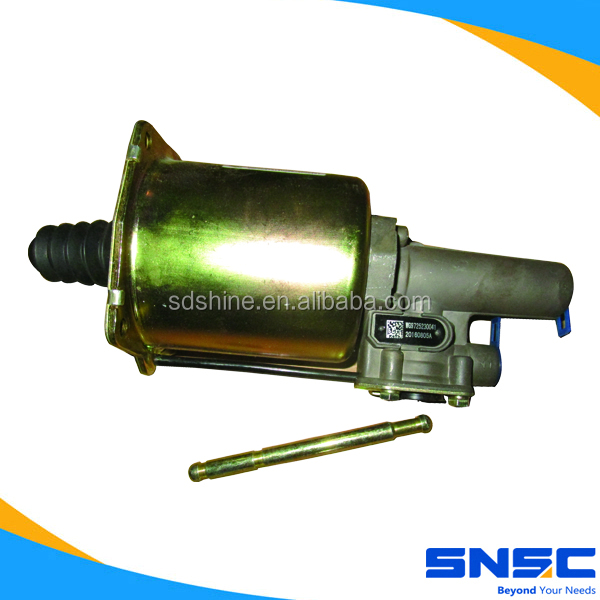 Sinotruk, HOWO truck spare parts- WG9725230041 Clutch Booster Cylinder