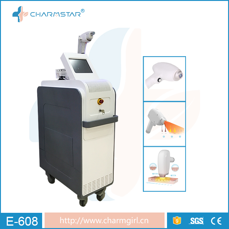 2018 NEWEST Germany 808 nm diode laser hair removal machine for permanent depilazione hair removal / 808nm Diode Laser