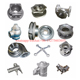 OEM shandong steel spin casting investment casting supplier