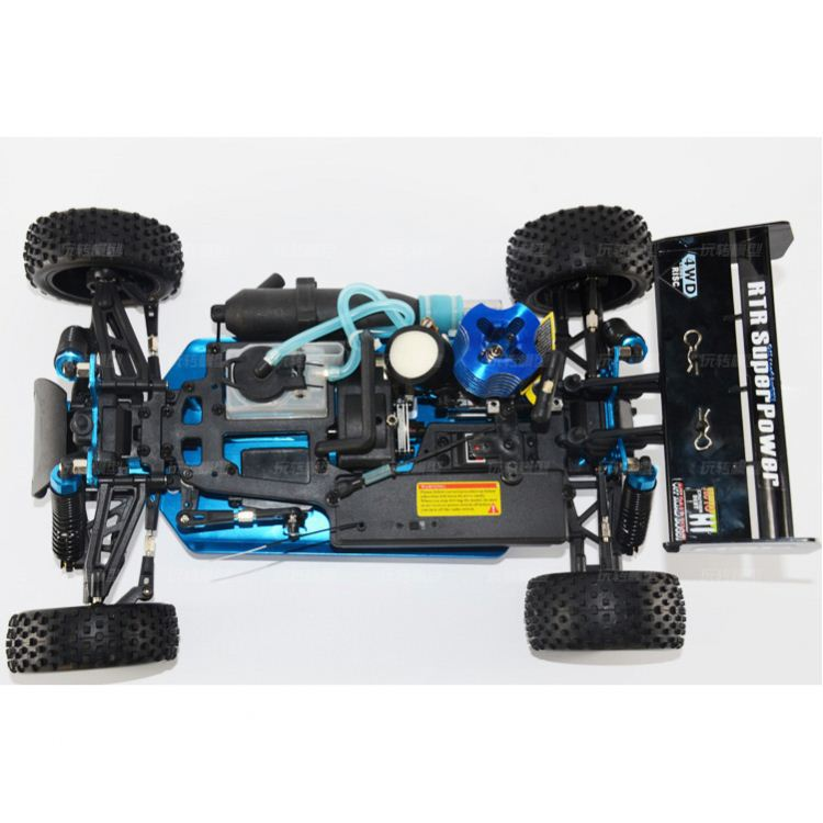 HSP Backwash 94166 1:10 Off Road Nitro RC Buggy