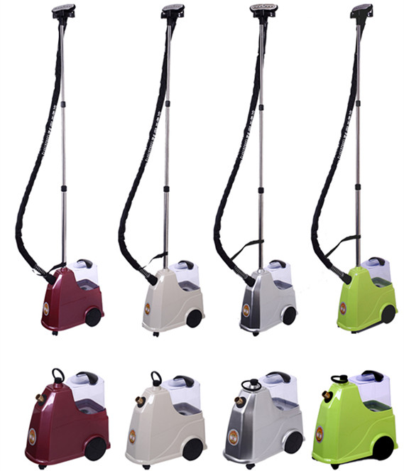 TRAs Electric Home Appliance 220V Hanging Fabric Steamer Standing Steam Iron Vertical Clothes Steamer Garment Steamer