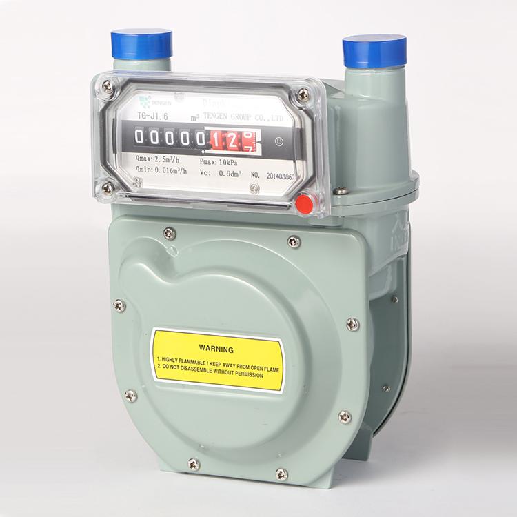 natural gas flow meter. elektronik flow meter gas alam tg-j1.6/2.5 natural n
