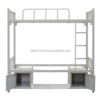 Wholesales Durable Design Iron 3 Tier Bunk Beds Bedroom School Etc