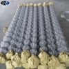 Manufacturer of hot sell galvanized steel chain link fence