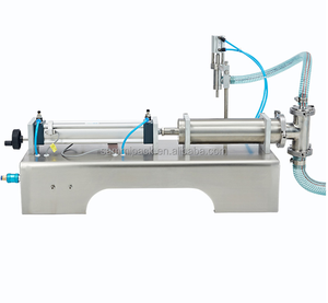 High normal newest liquid dispensing filling machine