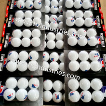 High quality plastic table tennis ball for serious tournament play