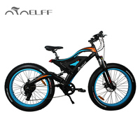2018 new design low price electric bicycle quad mountain bike