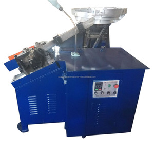Screw Ring Nail Thread Rolling Machine