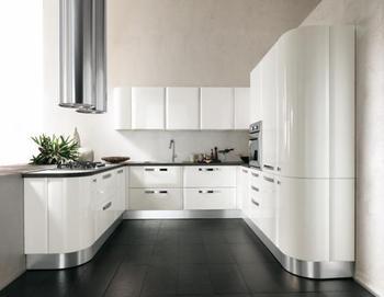Mode keukenkast vrijstaand in moderne stijl buy product on - Moderne keukenkast ...
