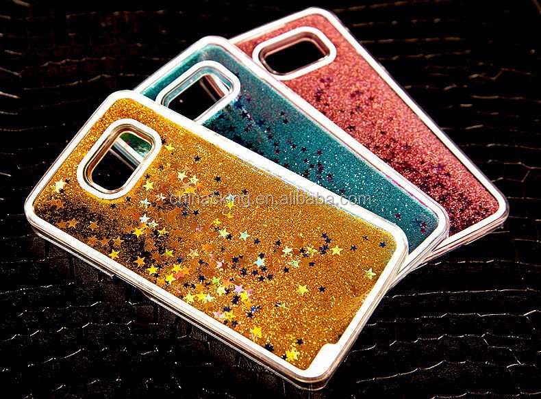 samsung galaxy s6 edge case liquid
