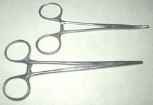 Hemostats forceps hemostatic clamp arterial forceps includes curved and straight serrated hemostat High Quality Stainless Steel